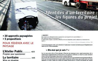 Journal de l'atelier public de paysage n°3
