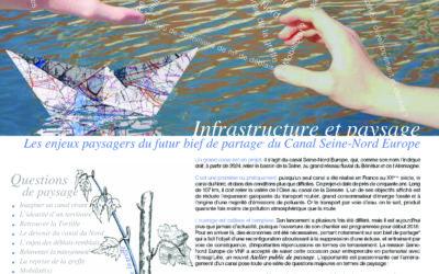 Journal de l'atelier public de paysage n°8