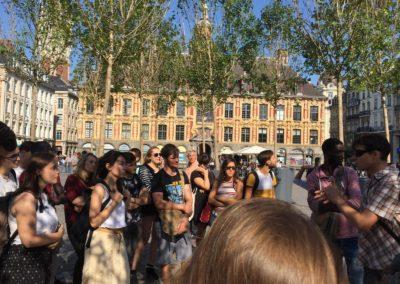 Accueil des étudiants étrangers