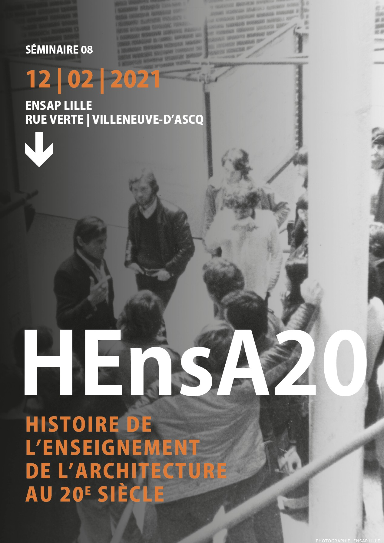 Découvrez les replays du séminaire HEnsA20 !