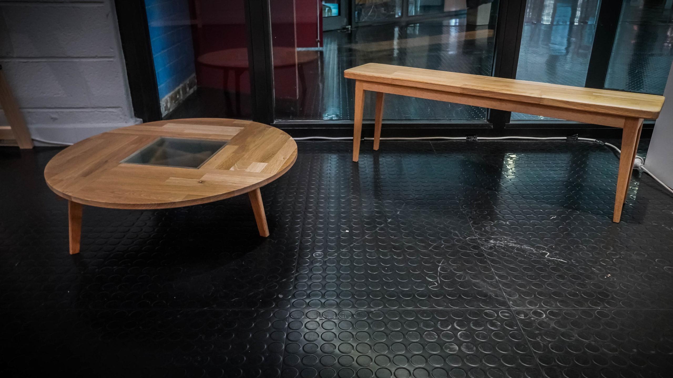 """""""Un banc, une table basse..."""" - Sébastien Frémont - Exposition """"Souvenirs Déconfinés"""" ENSAPL"""