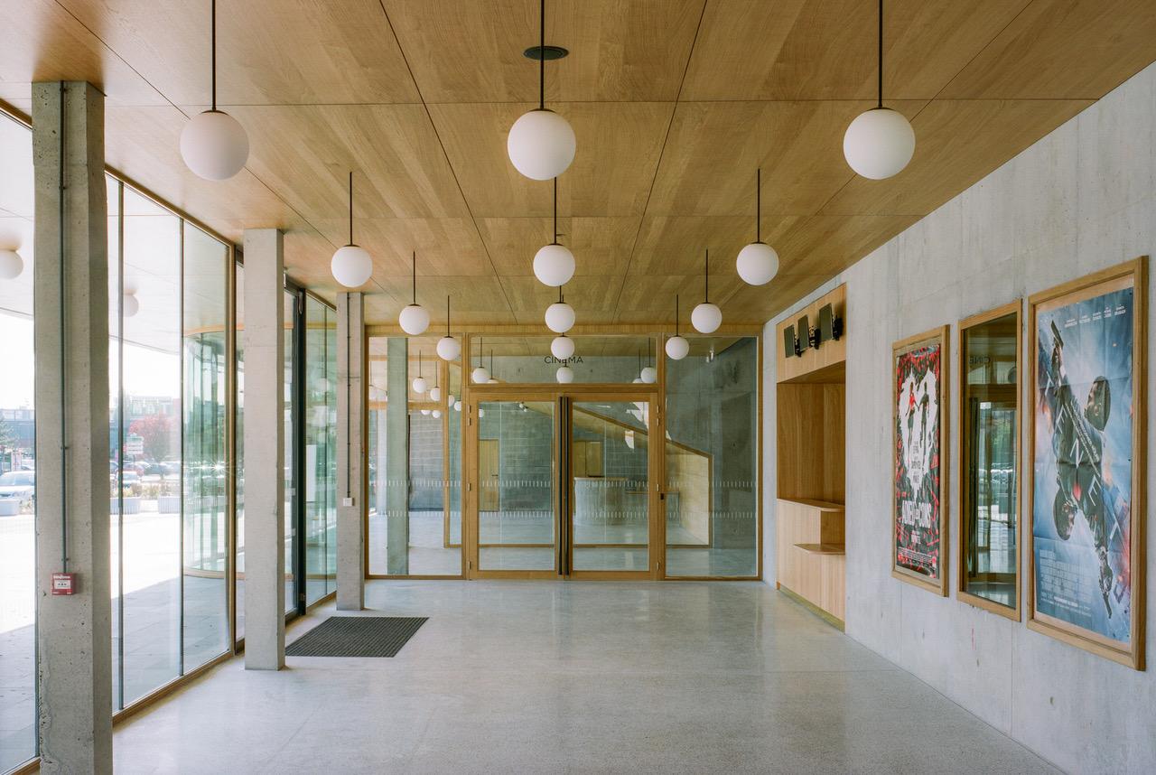 Heleen Hart et Mathieu Berteloot (HBAAT) sont lauréats du Grand Prix d'architectures D'A 2021