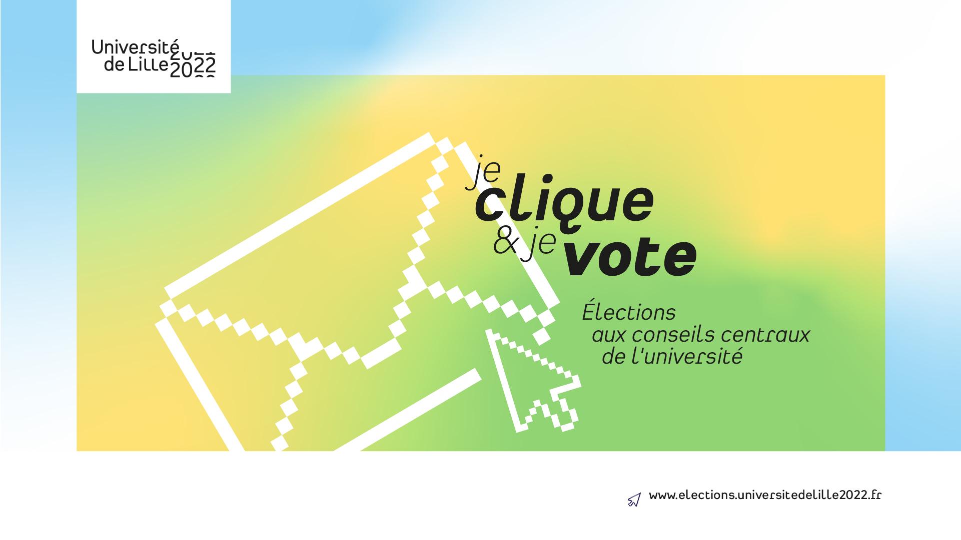 Élections de l'Université de Lille 2022